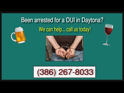 Best Experienced DUI Attorney In Daytona, Florida