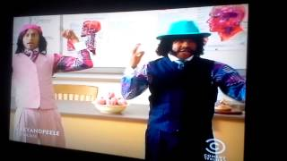 Key and peele how to eat a bitch out
