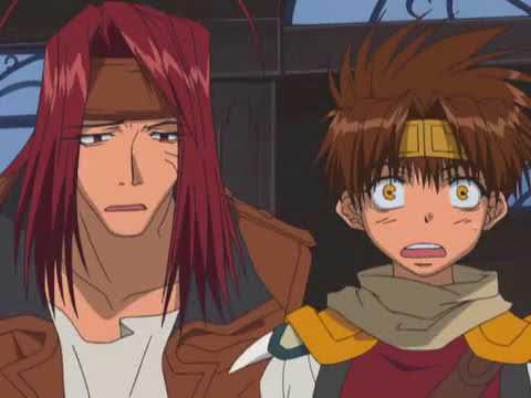 Saiyuki Reload Gunlock Episode 12 English Sub.