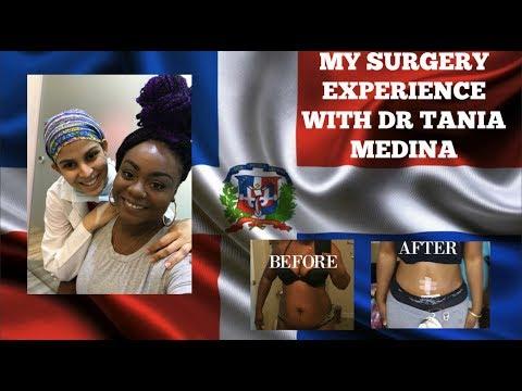 MY SURGERY EXPERIENCE WITH DR TANIA MEDINA
