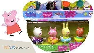 Jouet Peppa Pig à La Piscine // Peppa Pig Toys Video Swimming Pool