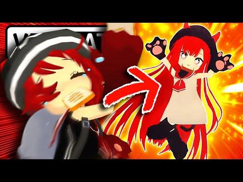 🍞 I make avatar for her again!!! 😍 【 VRchat 】
