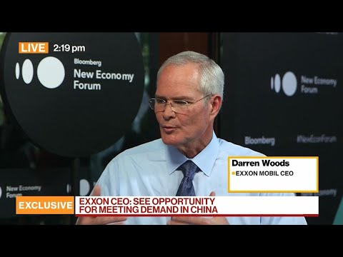 Exxon CEO Says Value, Not Size, Will Be Driver of Acquisitions