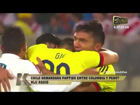 Chile demanda a Colombia por supuesto 'arreglo' con Perú