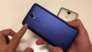 BLUE LG Aristo Metro PCS - First Impressions/Review