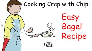 How To Make Bagels Recipe Quick Easy And Cheap!