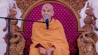 Guruhari Ashirwad 10 Jul 2017 (Evening), Chicago, IL, USA