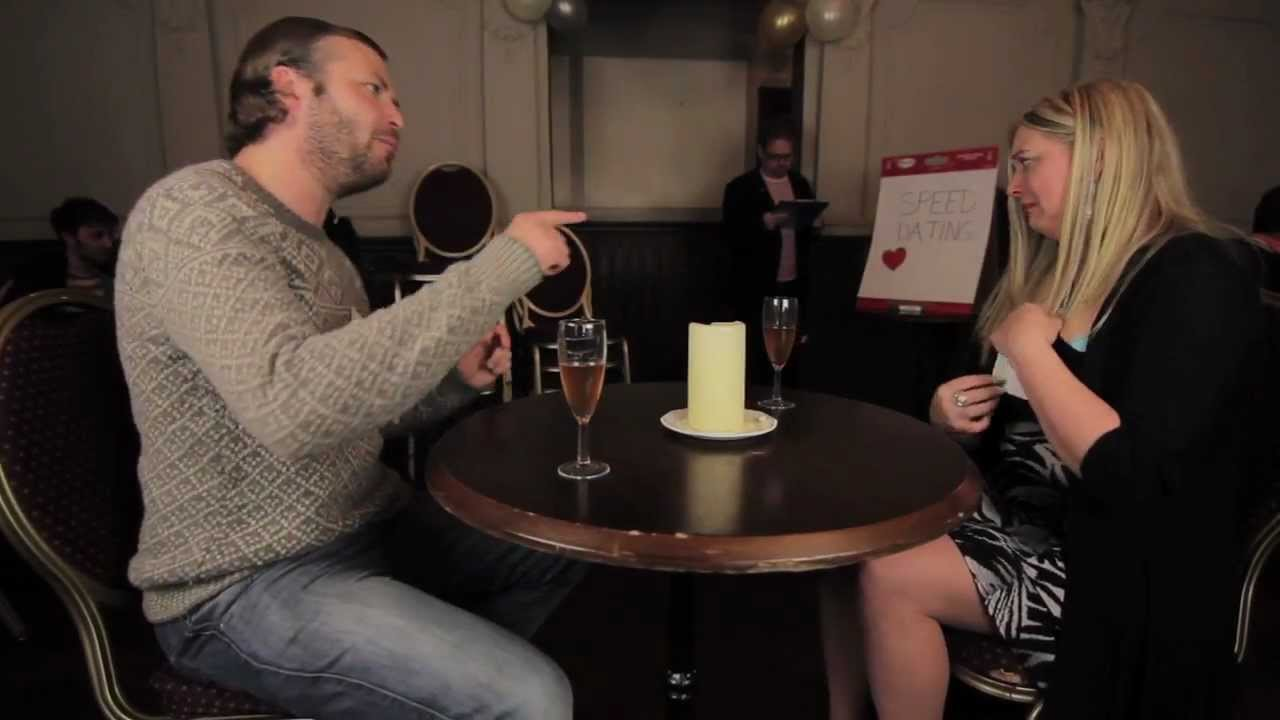 YouTube speed dating Francois lembrouille