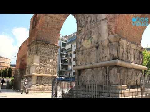 Thessaloniki, Greece - Macedonia - AtlasVisual