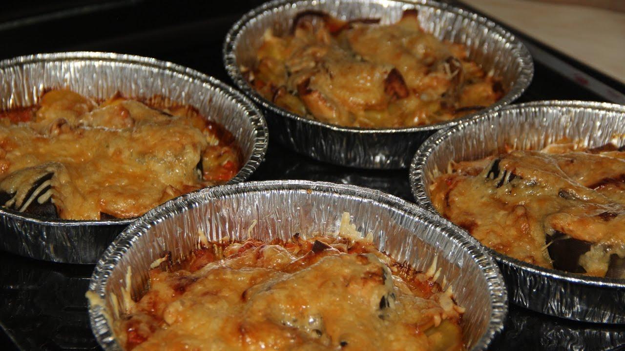 рецепт семга запеченная с картошкой в духовке рецепт