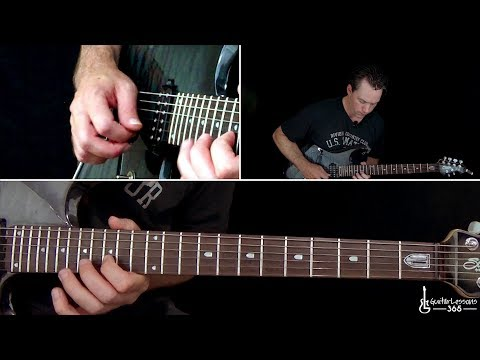 Numb Guitar Lesson - Linkin Park