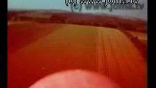 Modellflugzeug über Sirzenich