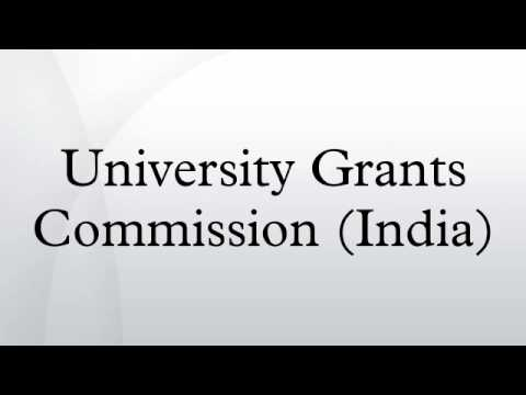 University Grants Commission (India)
