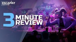 Afterparty | Review in 3 Minutes (Video Game Video Review)