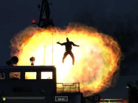 Splinter Cell Double Agent New York Harbor Outro