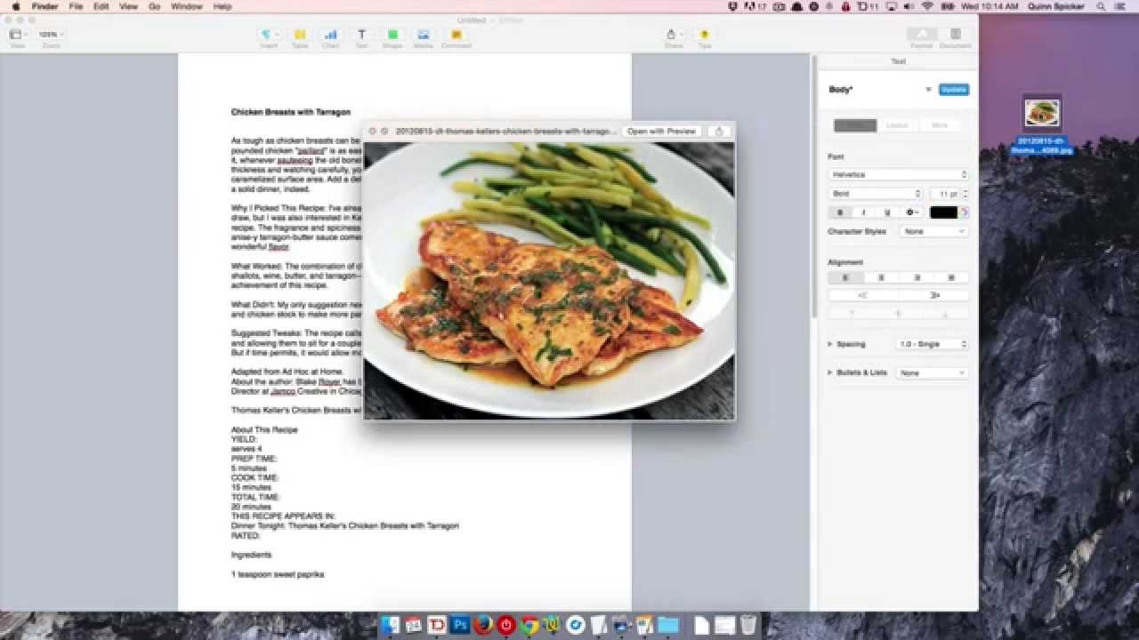 creating recipes with the meal planner pro recipe plugin youtube