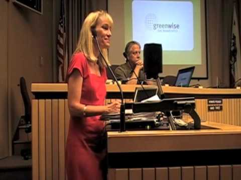 Sacramento Sustainability Forum Presents: Julia Burrows, Valley Vision (Part 3 of 3)