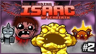 The Binding of Isaac: Afterbirth - GREED MODE! (Episode 2)