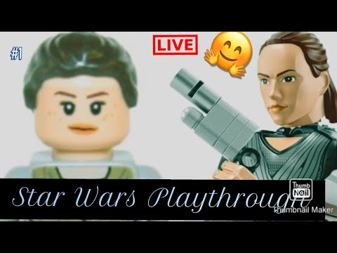 LEGO Star Wars- The Force Awakens Gameplay  