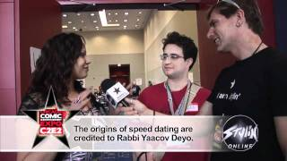 Speed Dating at C2E2: A Love Connection Created?