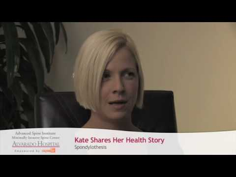 Kate Shares Her Recovery Process After Spinal Fusion