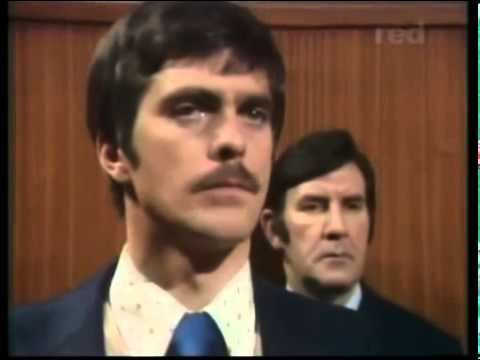 Crown Court TV series:  Beyond The Call Of Duty (1976) Part 3 / 3