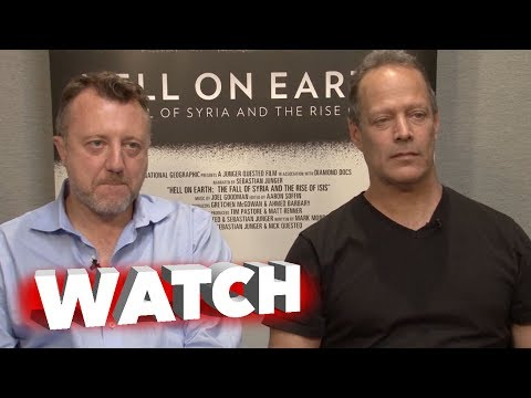Hell on Earth: Nick Quested and Sebastian Junger Exclusive Interview