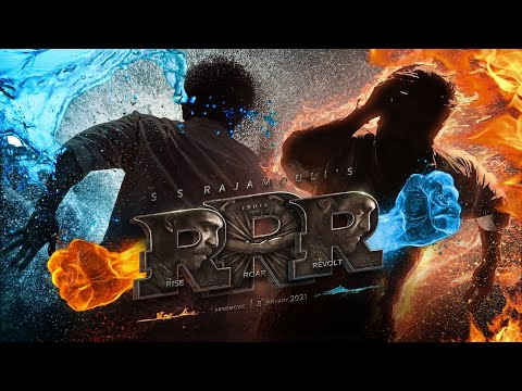 RRR Theatrical Trailer | RRR Movie Trailer | Rajamouli #RRR Trailer | NTR | RAMCHARAN Mp3