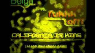 Bëlga vs. Fukkk Offf - California is King