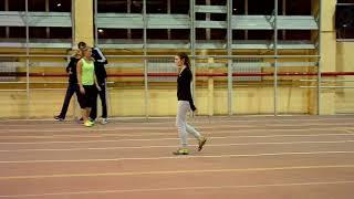 2017 11 18 Разминка перед финалом на 60 м