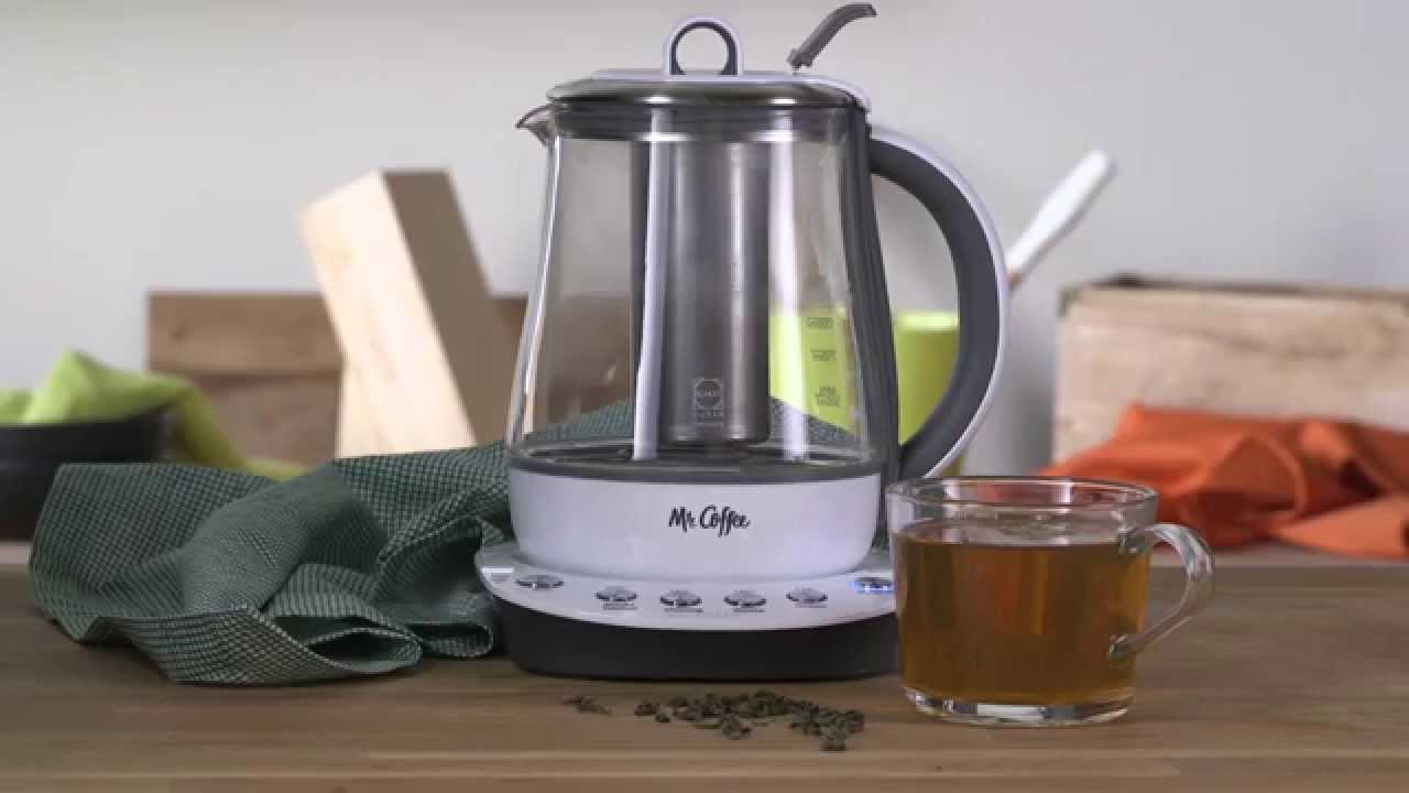 Mr Coffee Coffee Maker Not Working : Mr. Coffee Tea Maker and Kettle - YouTube