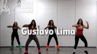 Zumba ® fitness class with Lauren- Gustavo Lima