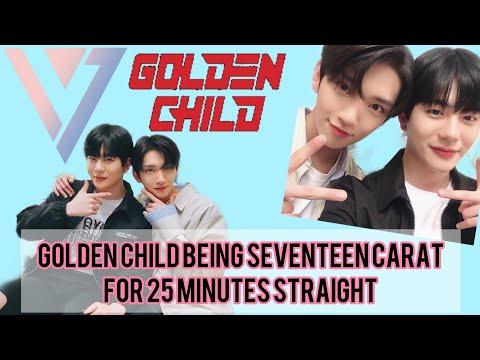 GOLDEN CHILD BEING