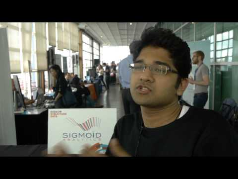 Structure Data 2014: Mayur Rustagi - Sigmoid Analytics