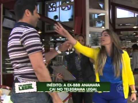 Domingo Legal (13/10/13) - Anamara roda a baiana no Telegrama Legal