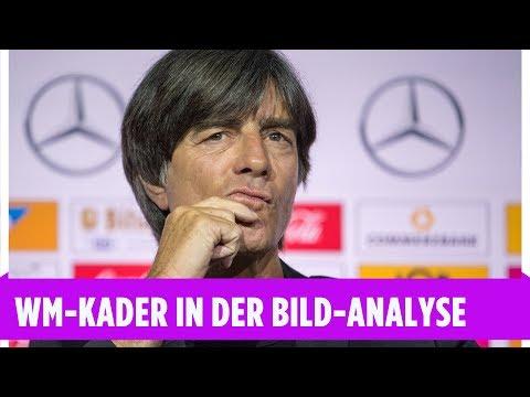 Kein Götze, kein Ulreich, kein Wagner | Wir analysieren Jogis WM-Kader
