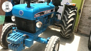 Tractor Mandi New Holland 5630