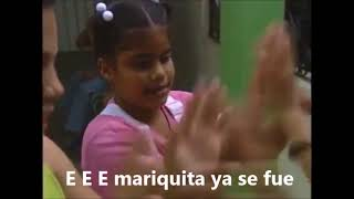 Spanish Alphabet Clapping Game