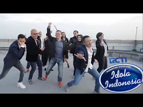 INDONESIAN IDOL 2017 JINGLE COVER LYPSINC - RCTI ALL STAR