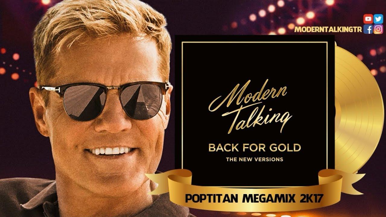 Modern Talking — Pop Titan Megamix 2K17 (Chorus Short Mix)