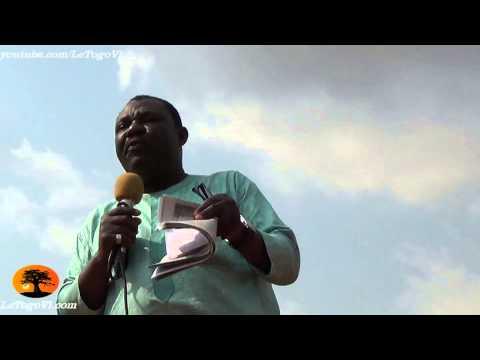 """Abass KABOUA:""""De quelle prudence Faure GNASSINGBE parle?"""" Qui voulait coupler les élections passées?"""