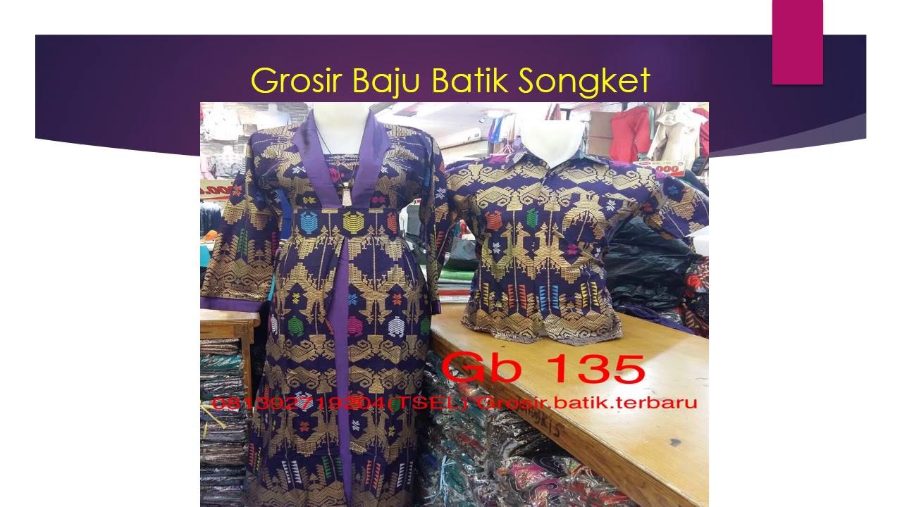 081392719204 Tsel Model Baju Batik Pasangan Model Baju Batik Gamis
