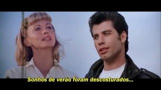 Baixar John Travolta & Olivia Newton John - Summer Nights (Grease) Legendado Português (BR)