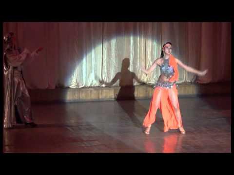 танец Восточные сказки
