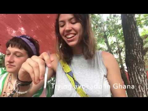 VIDEO 3: First few days in Ghana, Exploring Accra