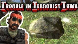 Ich bin ein Stein! | Trouble in Terrorist Town - TTT | Zombey