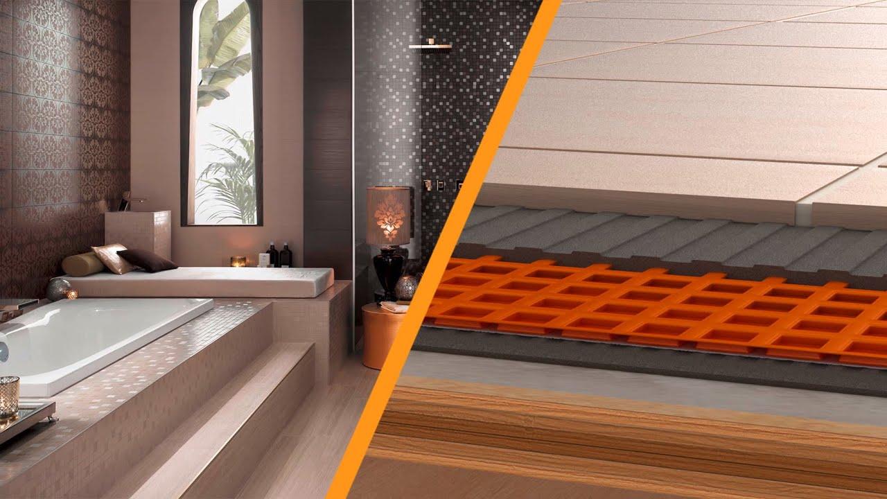 guaina di separazione e impermeabilizzazione schl ter. Black Bedroom Furniture Sets. Home Design Ideas