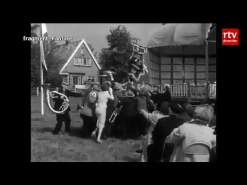 Film Fanfare van Bert Haanstra herleeft in Diever