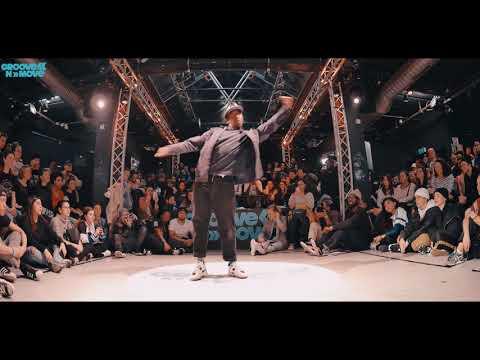 BATTLE GROOVE'N'MOVE 2018 Jimmy Yudat Demo