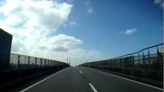 ドラレコ 石川県金沢市 8号線 古府から御経塚方面